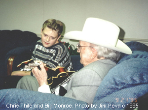 Bill and Chris